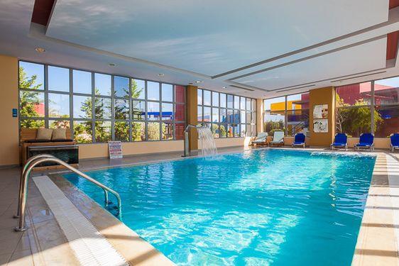 Framissima Nautica Blue Resort - Piscine intérieure