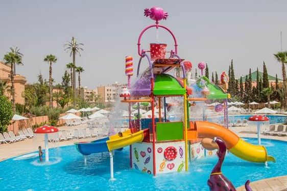 Framissima Les Idrissides Aqua Parc - Bassin enfants