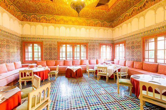 Framissima Les Idrissides Aqua Parc - Restaurant 2