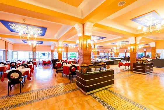 Framissima Les Idrissides Aqua Parc - Restaurant