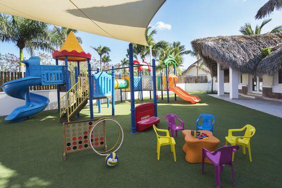 Framissima Grand Memories Punta Cana - Aire de jeux