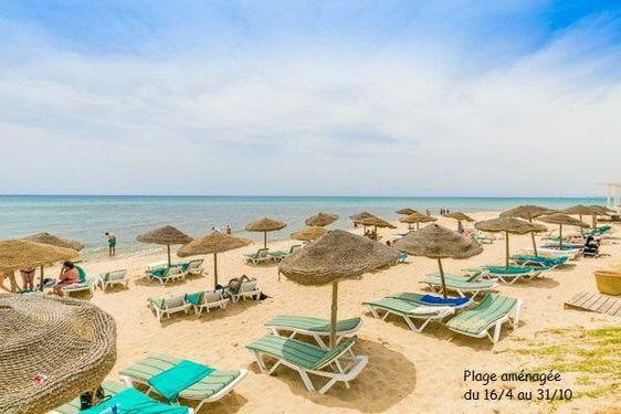 Framissima Khayam Garden Beach & Spa - Plage
