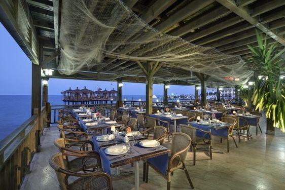 Framissima Crystal Flora Beach - Restaurant