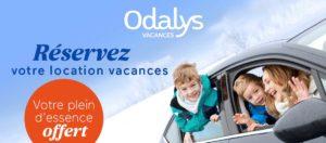 [Expirée] Code promo Odalys-Vacances : 75€ sur les séjours à la montagne
