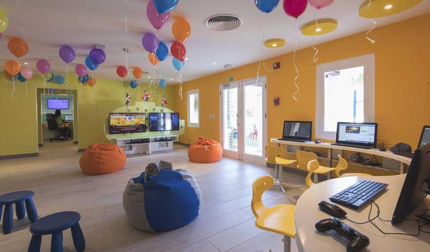 Club enfant pour des vacances en famille Framissima