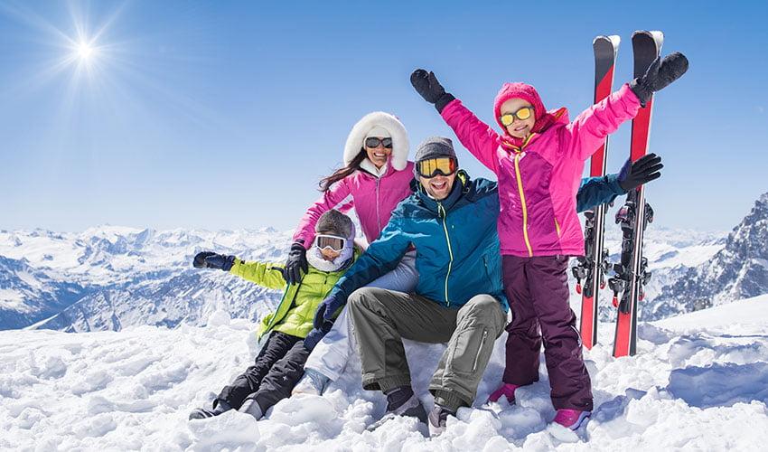 Vacances d'hiver en Savoie