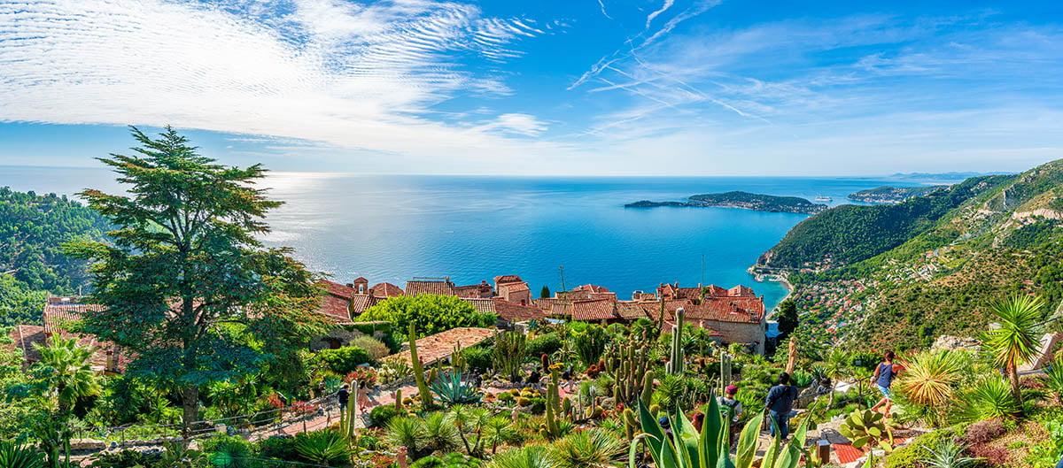 Vacances d'hiver sur la Côte d'Azur
