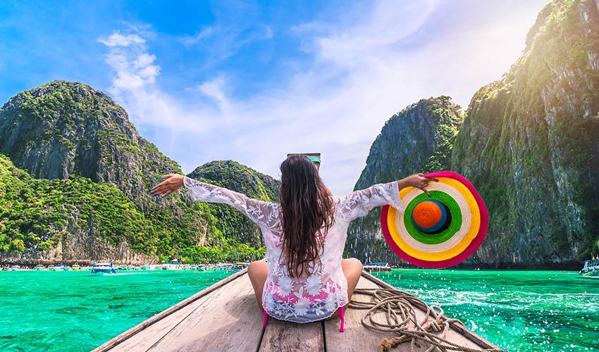 Vacances d'hiver en Thaïlande