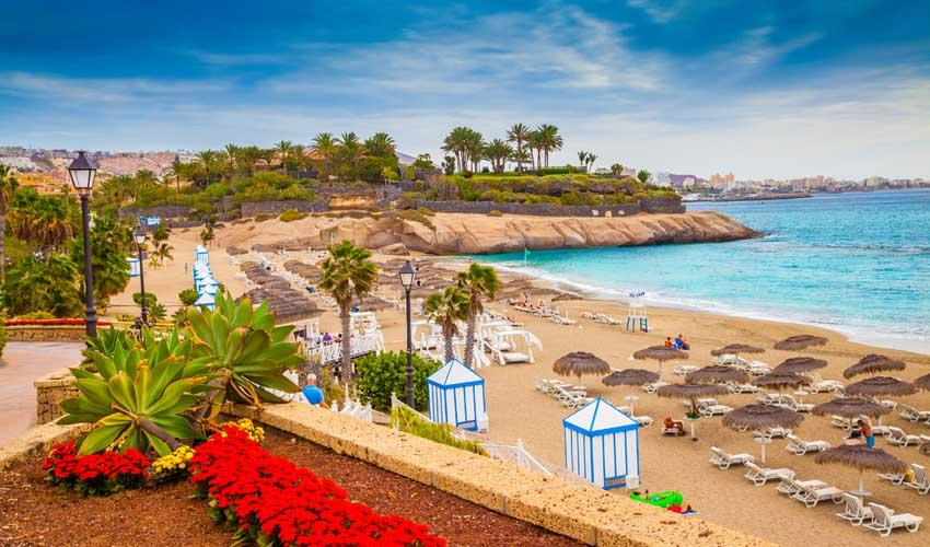 Club vacances TUI aux Canaries face à la plage