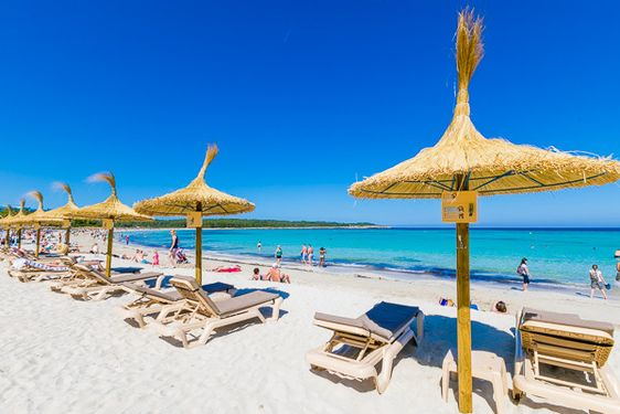 Framissima Palia Sa Coma Playa - Plage