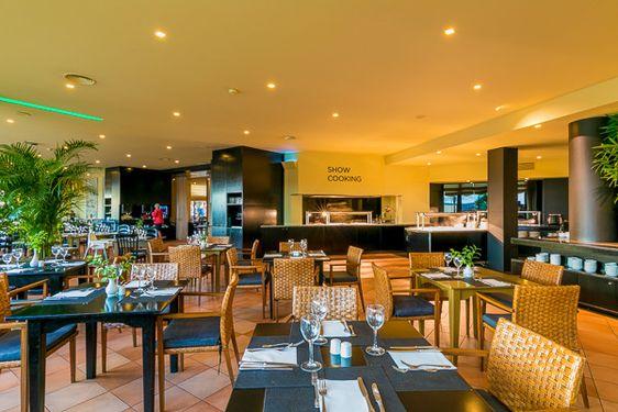 Framissima Calheta Beach - Restaurant