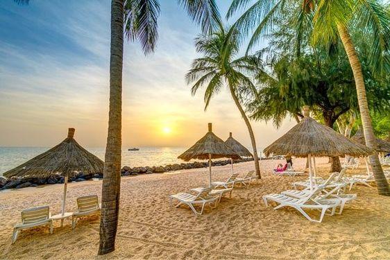 Framissima Palm Beach - Plage