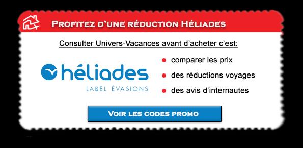 Code promo Héliades