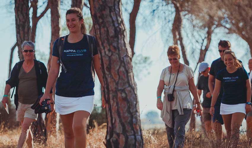 Excursions Kappaclub en Espagne