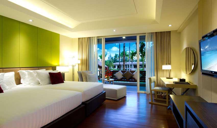Chambre confort dans un KappaClub en Thailande