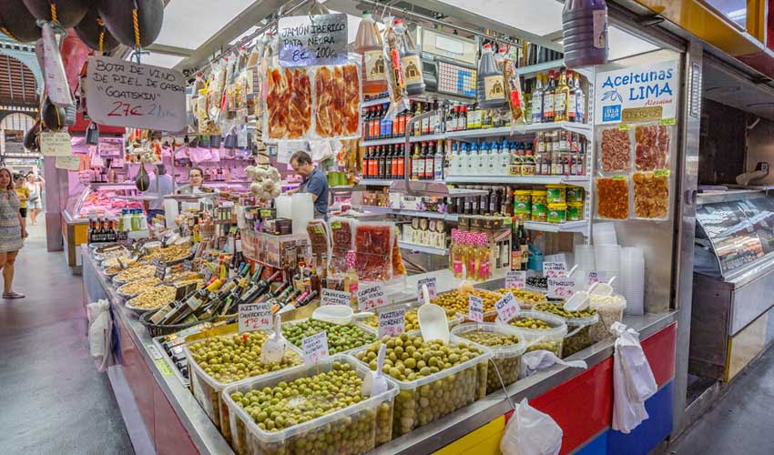 Visite du marché à Séville - Kappaclub
