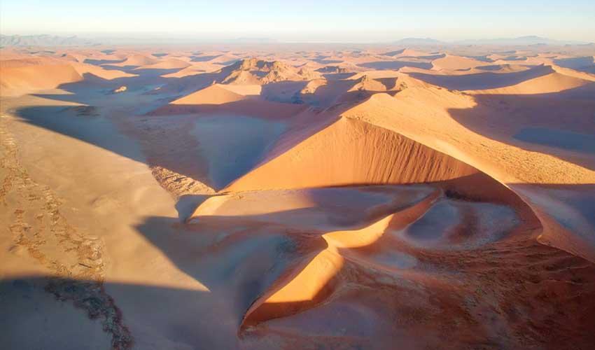Nouvelles Frontières : le désert de Namib