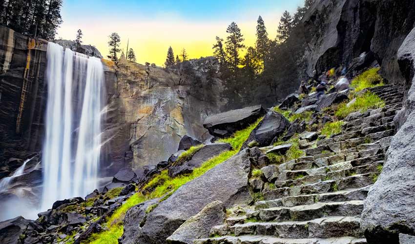 Nouvelles Frontières : le parc de Yosemite