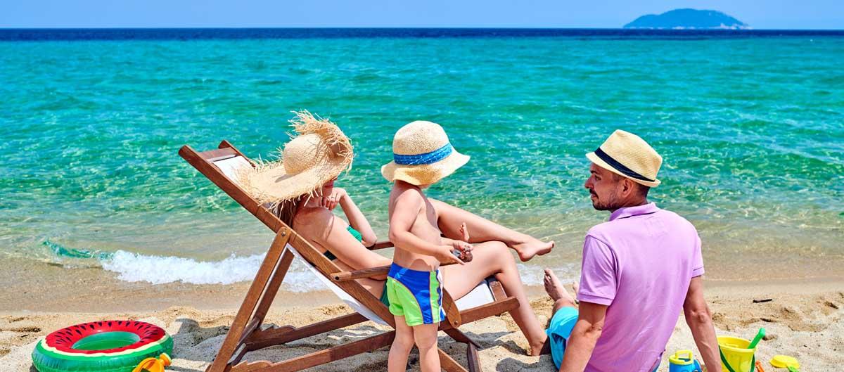 Club vacances TUI BLUE famille, Family Life