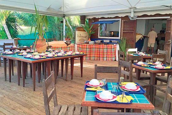 Heliades L'Impératrice Village - Restaurant