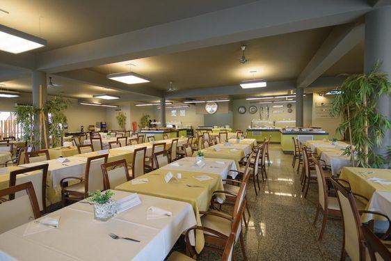 Heliades Oasis Belorizonte - Restaurant