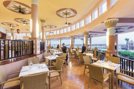 Heliades Riu Funana - Restaurant