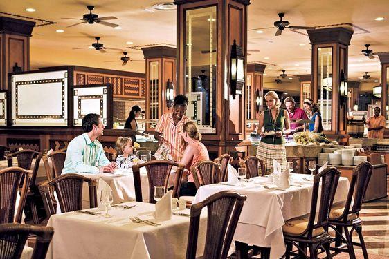 Heliades Riu Karamboa - Restaurant