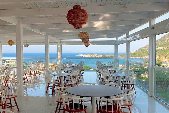 Heliades Atali Grand Resort - Restaurant