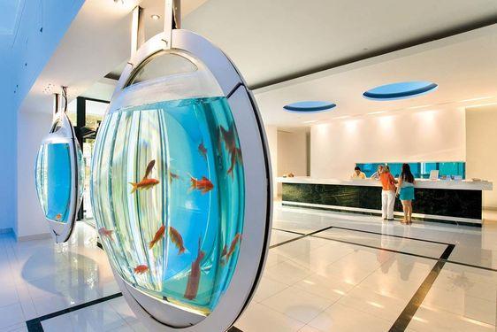 Heliades Blue Sea Beach Resort - Réception