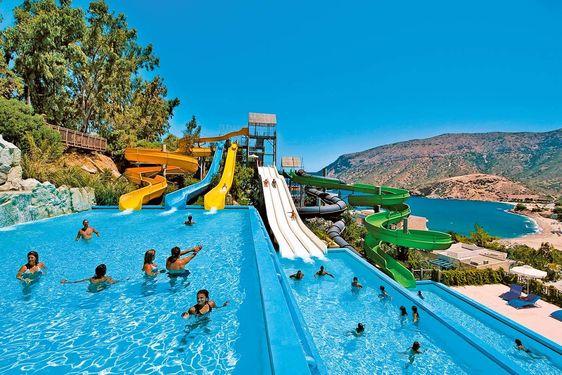 Héliades Fodélé Beach & Water Park - Parc aquatique