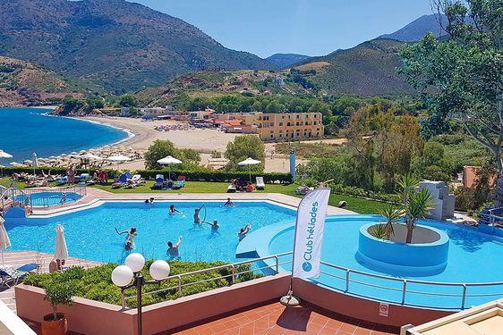 Héliades Fodélé Beach & Water Park - piscine 2