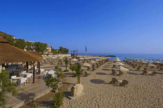 Héliades Fodélé Beach & Water Park - Plage
