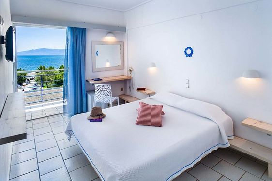 Heliades Grand Bleu Beach Resort - Chambre 2