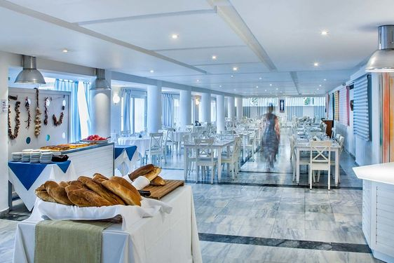 Heliades Grand Bleu Beach Resort - Restaurant