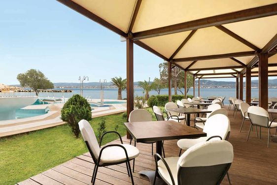 Heliades Ramada Poseidon Resort - Bar