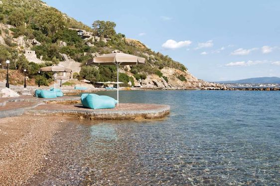 Heliades Ramada Poseidon Resort - Plage