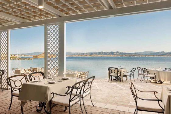 Heliades Ramada Poseidon Resort - Restaurant