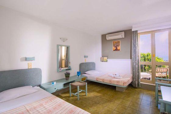 Heliades Scaleta Beach - Chambre 2