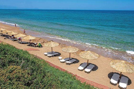 Heliades Scaleta Beach - Plage