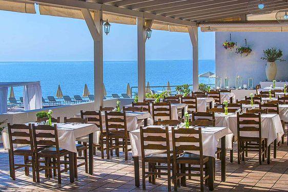 Heliades Scaleta Beach - Restaurant