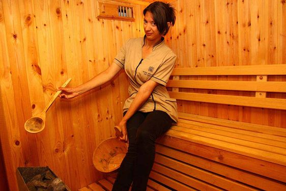 Heliades Sunshine Village - Sauna