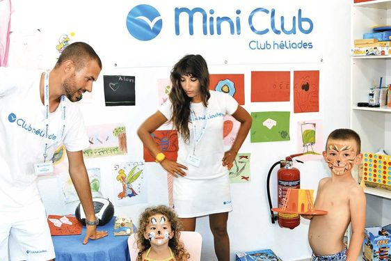 Heliades Pestana Ocean Bay - Club enfants