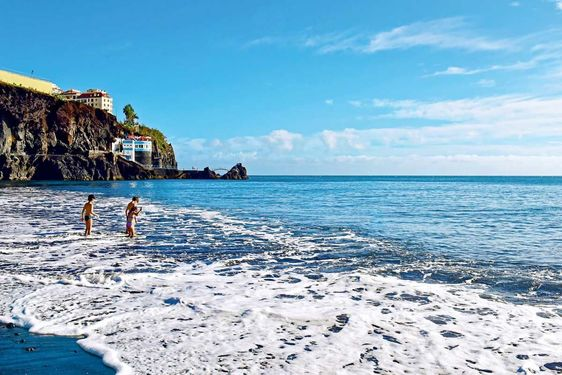 Heliades Pestana Ocean Bay - Plage