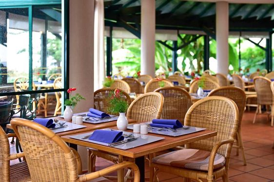 Heliades Pestana Ocean Bay - Restaurant