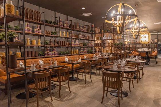 Heliades Grand Bavaro Princess - Restaurant