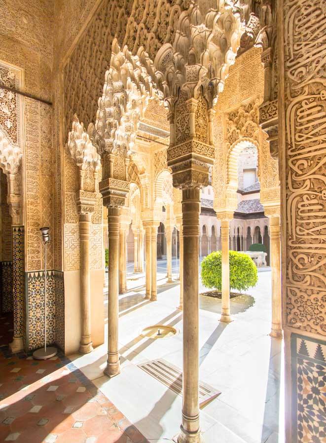 Club Framissima en Andalousie : Alhambra