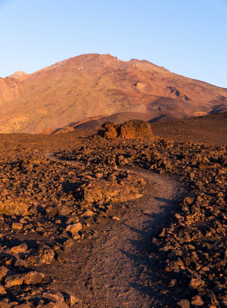 Club Framissima aux Canaries : volcan