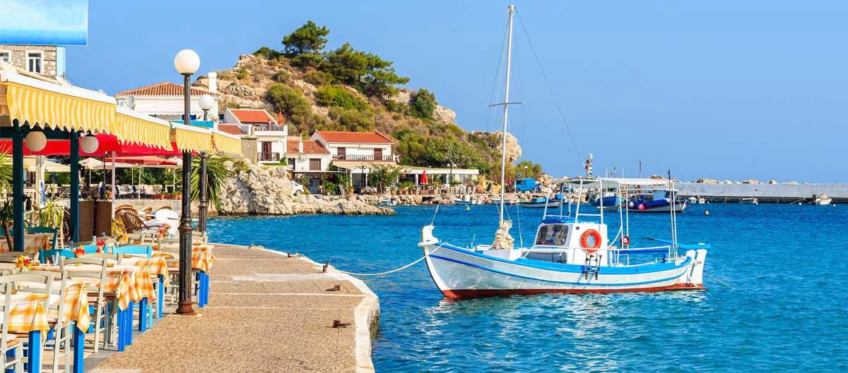 Agance Héliades : vacances en Grèce