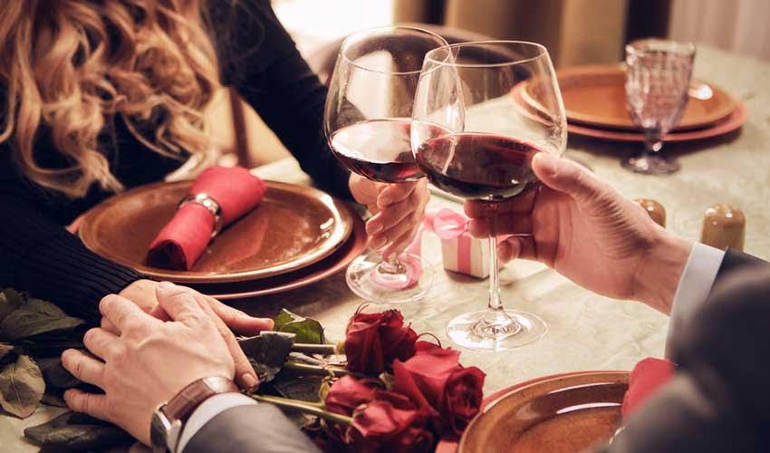Avantage Promovacanes : dîner romantique offert