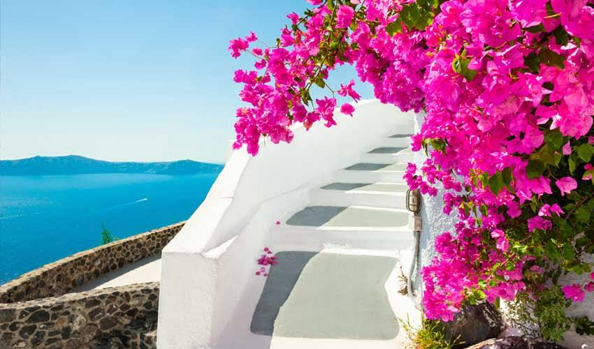 Avis d'un Club Héliades à Santorin